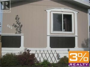B14//Brandon/mobile home in a park like setting ~ by 3% Realty