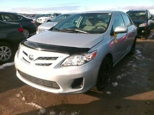 2011 Toyota Corolla 1Owner 49k mint condition $9900 416-858-7673