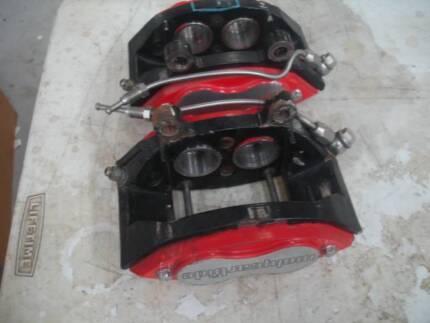 Racing brake calipers and discs Morisset Lake Macquarie Area Preview