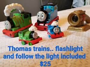 Thomas The Train Engines with Lights & Sounds.....