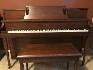 Piano for sale    $250.00 OBO