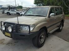 2002 Toyota Landcruiser HZJ105R GXL (4x4) Gold 5 Speed Manual 4x4 Wagon Georgetown Newcastle Area Preview