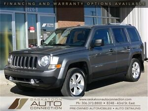 2012 Jeep Patriot Limited 4x4 ***Heated Leather & Moonroof***