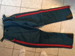 SNOWMOBILE INSULATED PANTS AND RAIN PANTS
