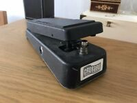 Dunlop Cry Baby Wah Wah Pedal Effect