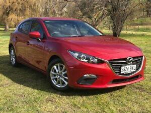 2016 Mazda 3 BM5476 Neo SKYACTIV-MT Red 6 Speed Manual Hatchback Bridgewater Adelaide Hills Preview