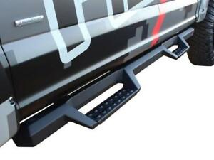 Westin HDX Black Drop Down Nerf Step Bars | Dodge RAM F150 F250 Silverado Sierra Tundra Tacoma Titan Colorado Canyon
