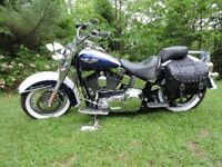 Harley Davidson Softail Deluxe 2006 injection 26,000km
