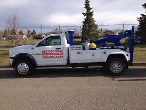 MY BIG TOW towing and recovery services in edmonton! Edmonton Edmonton Area image 4