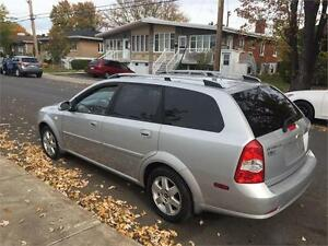 2005 CHEVROLET OPTRA- automatic- 85 000km- WAGON-  2500$