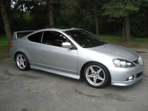 Rsx Type S Rims 17inch