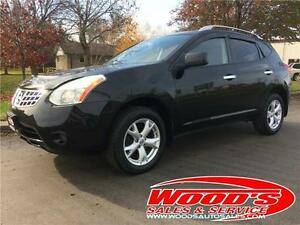 2010 Nissan Rogue SL AWD **SOLD**