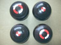 Jaques Eclipse bowls size 1M