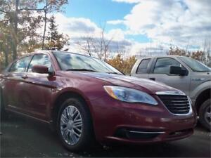DEAL!NEW WINTER TIRES!!! 2011 Chrysler 200 AUTO !  BEAUTIFUL CAR