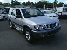 2001 Holden Frontera MX MY2002 S Silver 5 SPEED Manual Wagon Greenslopes Brisbane South West Preview