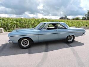 1965 Plymouth Hemi Belvedere Nostalgia Super stock