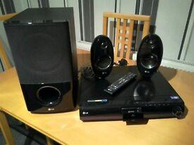 LG HB354BS 2.1 ch Blu-ray Home Cinema System