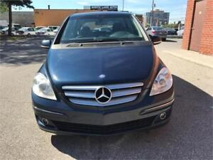 2007 Mercedes-Benz B200 Turbo * CERTIFIED, ACC.FREE PANO LOWKM!