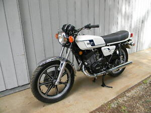 1978 Yamaha RD 400 Fully Restored