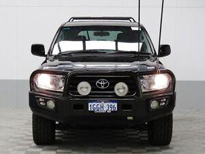 2011 Toyota Landcruiser VDJ200R 09 Upgrade GXL (4x4) Black 6 Speed Automatic Wagon Jandakot Cockburn Area Preview