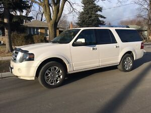 2011 Ford Expedition EL limited SUV, Crossover