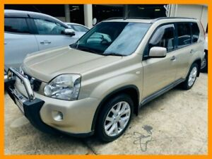 2010 Nissan X-Trail T31 MY10 TI Gold 1 Speed Constant Variable Wagon