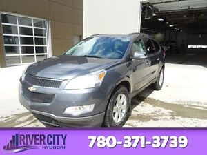 2010 Chevrolet Traverse AWD 2LT Navigation (GPS),  Leather,  Hea