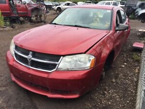 2009 Dodge Avenger just in for parts at Pic N Save!