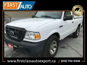 2011 Ford Ranger XL - NO ACCIDENTS! NICE TRUCK - GOOD ON GAS!