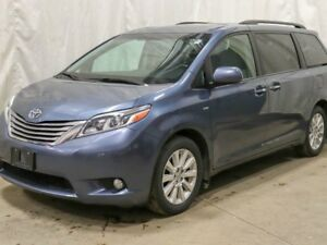 2016 Toyota Sienna XLE AWD w/ Leather, Navigation, Heated Seats