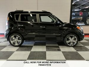 2011 Kia Soul 4U Luxury,Sunroof, Back Up Camera, Accident Free