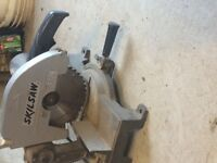 scie a onglet Skilsaw