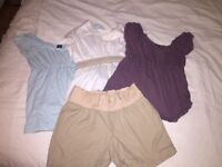 Summer Maternity Clothes, Size Small
