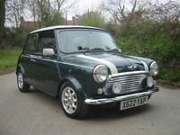 Classic Rover Mini in stunning condition thousands of pounds worth of work carried out best in show