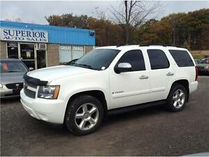 2007 Chevrolet Tahoe Fully Certified! No Accidents!