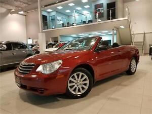 2010 Chrysler Sebring LX-CONVERTIBLE-AUTOMATIC-ONLY 85KM