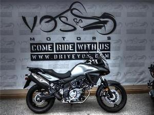 2016 Suzuki V-Strom 650 - V1967NP - **No Payments For 1 Year