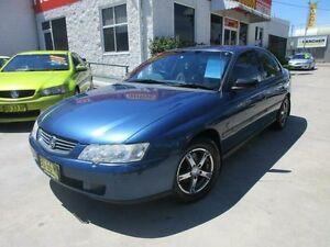 2002 Holden Commodore VY Executive Blue 4 Speed Automatic Sedan North Parramatta Parramatta Area Preview
