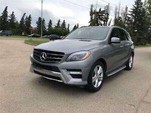 2013 Mercedes-Benz  ML 350 BlueTEC***PREMIUM SPORT PACKAGE***
