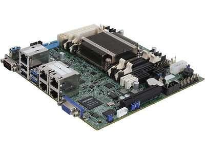 SUPERMICRO MBD-A1SAi-2750F-O Mini ITX Server Motherboard with Intel Atom C2750 F