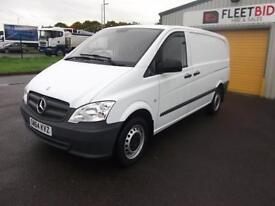 Mercedes-Benz Vito 2.1CDI 113 ( EU5 ) - Long 113CDI WHITE