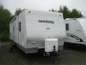 30' Sunray Smokey 30SBHLE, Double slide. Bunks.$81.23 Bi Weekly