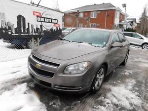 CHEVROLET MALIBU LT PLATINUM 2011 AUTOMATIQUE