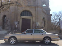 2003 Jaguar XJ8 - 176KM. Great shape. Ultimate touring coach.