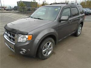 ** 2012 ** FORD ** ESCAPE ** LIMITED ** 4WD **