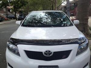 Toyota corolla 2009-2013 Hood Deflector