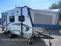 **ULTRA LIGHTWEIGHT! **SLEEPS 6! *FAMILY HYBRID TRAILER FOR SALE