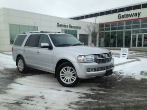 2012 Lincoln Navigator Nav, Leather, Heated Seats, Backup Cam