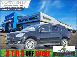 2013 Chevrolet Equinox LT - $10/Day - Front Wheel Drive - Automa
