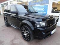 Land Rover Range Rover Sport HSE TDV8 F/S/H Nav leather P/X Swap